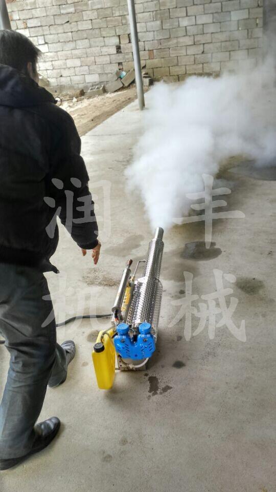 诚招弥雾机供应脉冲式烟雾水雾两用机