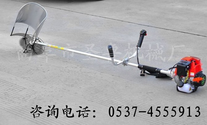 本田打草机 背式汽油剪草机