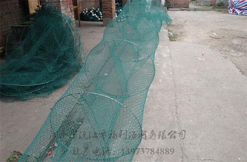 捕捞网具、自动进鱼网箔、自动进鱼网箔批发