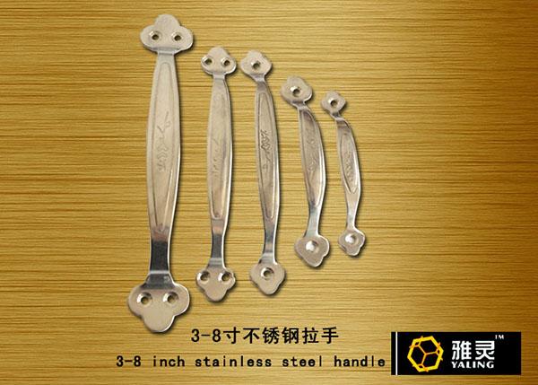 不锈钢拉手加工、家具五金不锈钢拉手生产商、辉顺机械配件