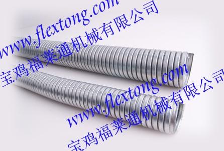 双扣镀锌金属波纹管、福莱通电线电缆保护专家