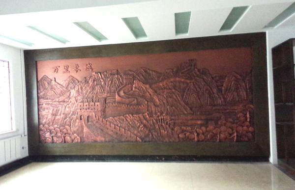 齐齐哈尔浮雕壁画