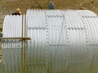 天跃金属波纹管涵、整装波纹管 质量好