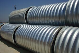 金属波纹管涵、拼装波纹管名厂供应