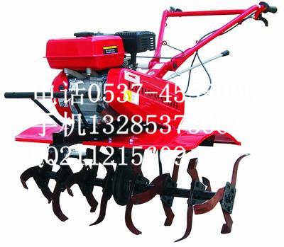 开沟除草打药酒泉质保田园管理机柴油型新式耕整地机械