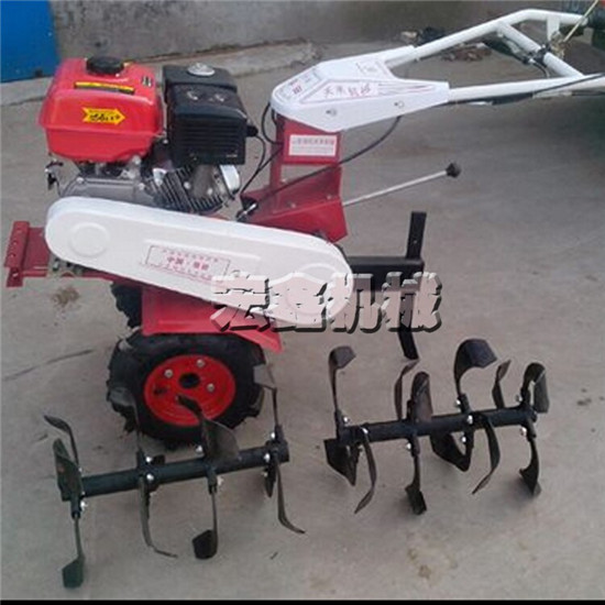 农业机械专用整地旋耕机手扶开沟起垄机松土机械