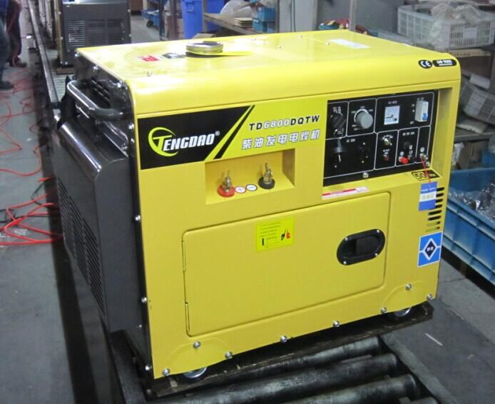 藤岛汽油发电焊机TD190A马塘区