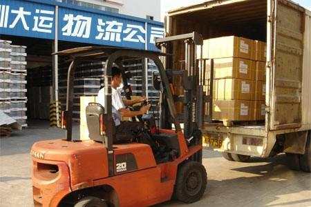 深圳盐田港保税物流园区直达香港物流公司