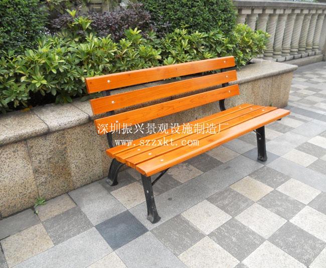 昆明景观木椅价格【振兴菠萝格坐椅】来图定做工厂