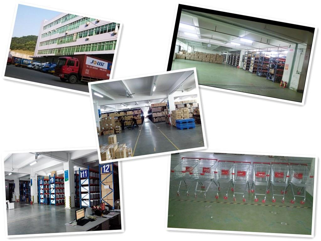 为知名服装品牌提供运输,仓库托管,配送中心建设,门店配送及回收,调拨