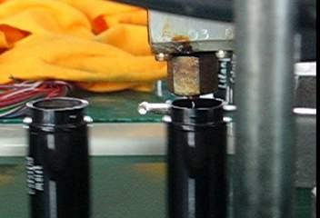 热熔胶喷胶机.口红盒自动喷胶