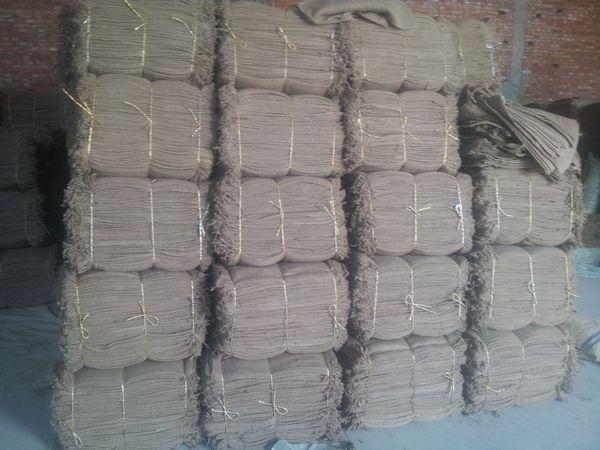 麻袋、麻绳、麻布、达成麻纺华北麻袋交易市场