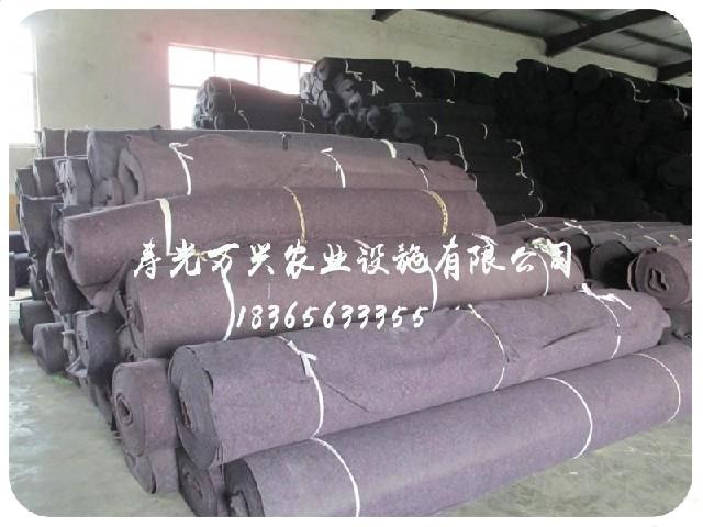 万兴农业设施提供优质大棚无纺布产品