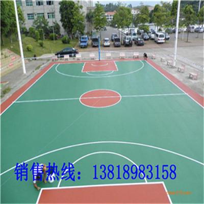 邓州塑胶网球场佳厚度