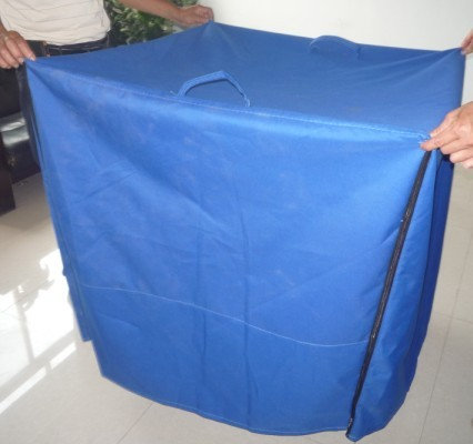 西安加工定做各类机器设备罩防尘罩一次性防尘罩罩