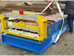 角驰压瓦机代理 河北可信赖的角驰压瓦机供应商是哪家