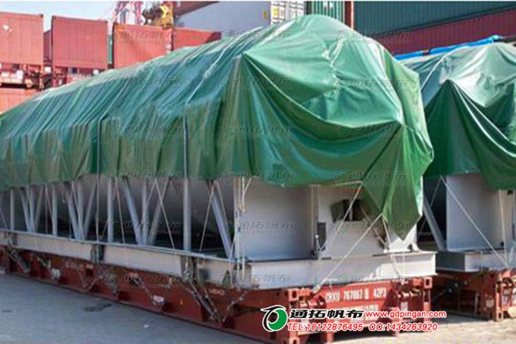 阻燃篷布价格 阻燃篷布在哪里有 来通拓帆布厂