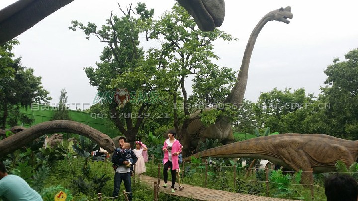 哪里可以租到仿真恐龙