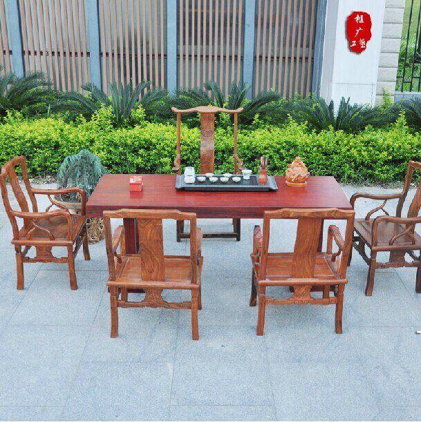 上等福州根雕工艺品、福建物超所值的非洲红花梨大板出售