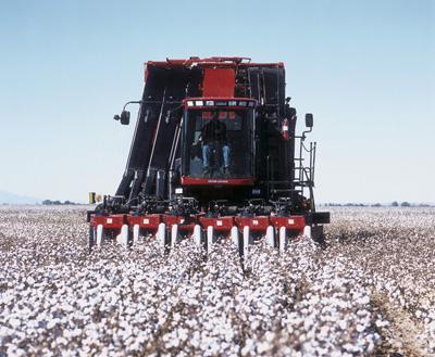 青岛进口二手采棉机清关代理进口二手农业机械设备报关