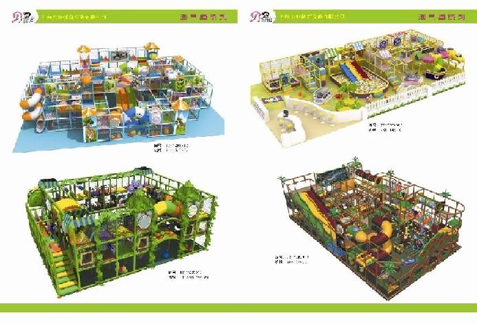 上海儿童游乐玩具 划算的儿童游乐设施