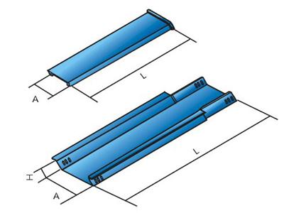 西宁阻燃玻璃钢电缆桥架公司 大量供应优质的阻燃玻璃钢电缆桥架