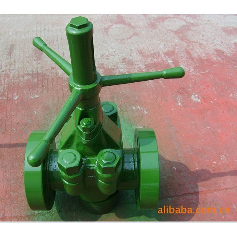 厂家热销供应优质【平板阀】高压平板阀 高品质高性能图片
