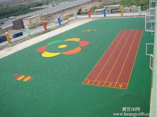 慈溪幼儿园跑道介绍说明