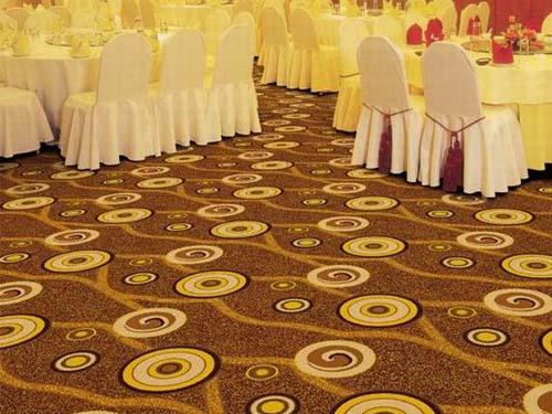 青岛酒店地毯批发,青岛宾馆地毯工程