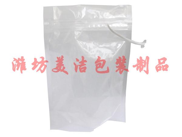 潍坊哪里买批发单面拉链袋 :单面拉链袋生产厂家