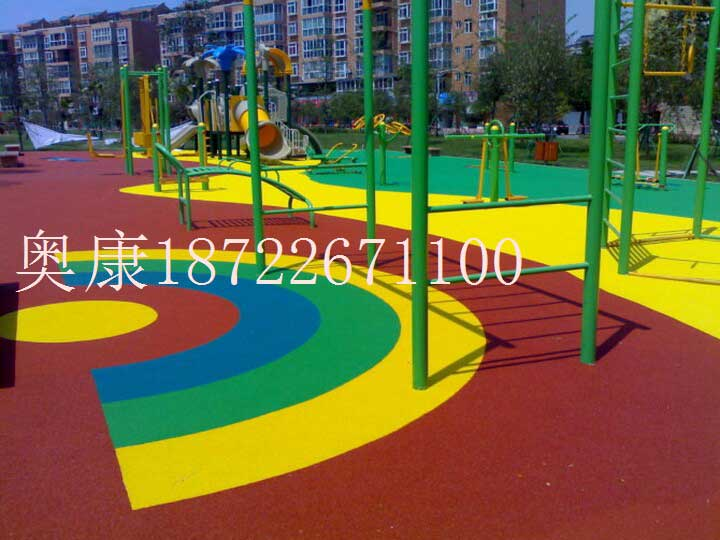 石家庄幼儿园彩色人造草坪施工-安装公司