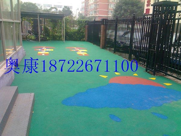 武清幼儿园彩色人造草坪施工-安装公司