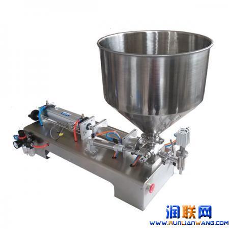 四川成都膏体定量灌装机和单头膏体灌装机完整性招商