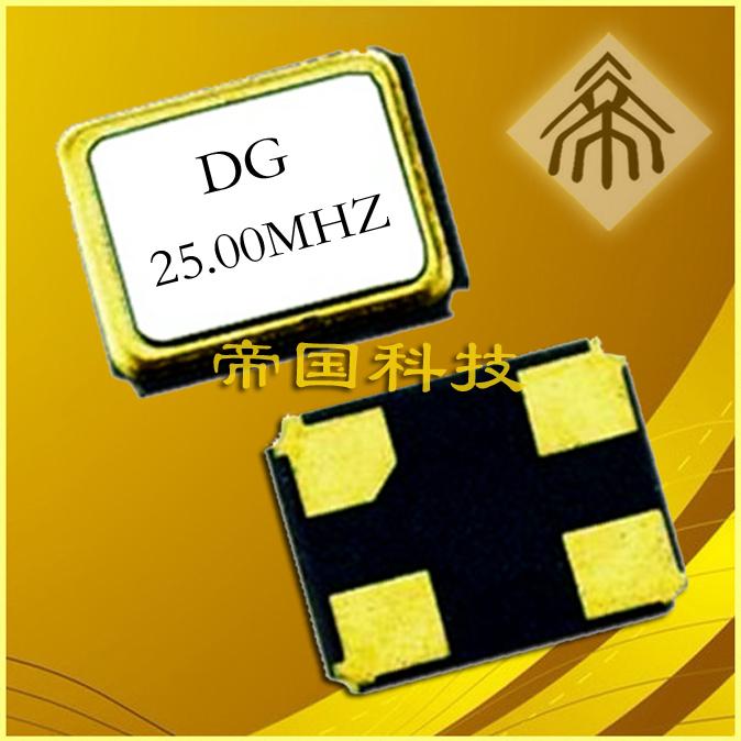 蓝牙贴片晶振、DG3225石英晶体生产商