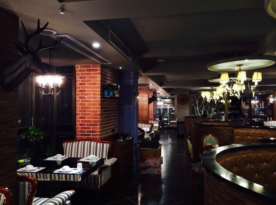 福州哪家餐饮店设计公司好:火锅店设计