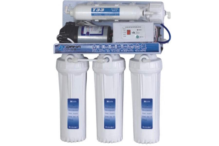 纤纳标准橱下RO纯水机
