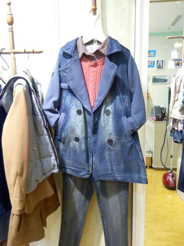 海容服装店供应信誉好的山西品牌女装、供应山西女装批发零售