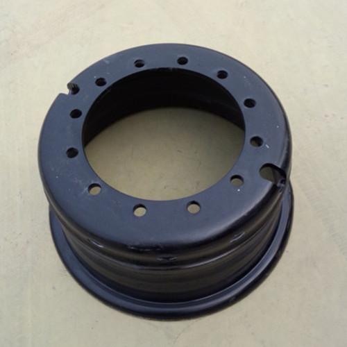 工程钢圈_供应各种叉车钢圈特种工程钢圈真空轮胎钢圈