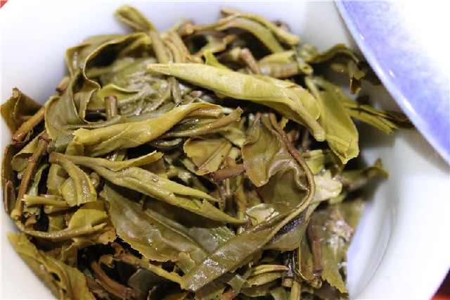 价位合理的普洱茶、价位合理的2014邦崴古树【】