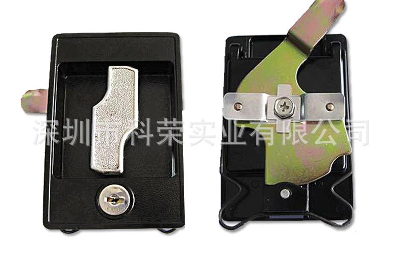 豪华柜锁(闪电锁)-钢制办公家具锁 文件柜锁 更衣柜锁