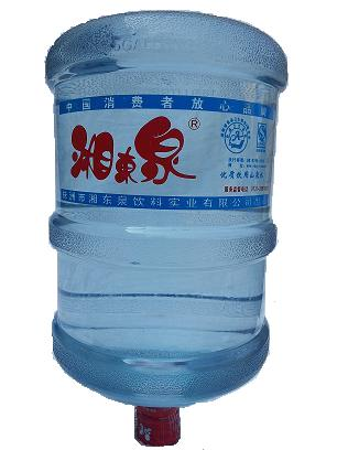 湘东泉饮料实业是专业的株洲桶装纯净水批发商优质的株洲桶装纯净水