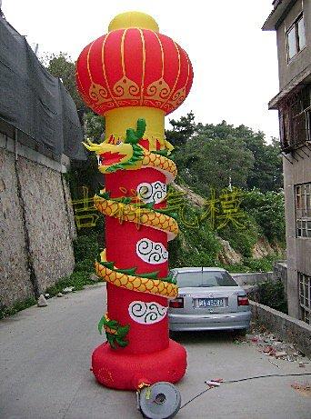 福州区域厂家直销灯笼立柱气模