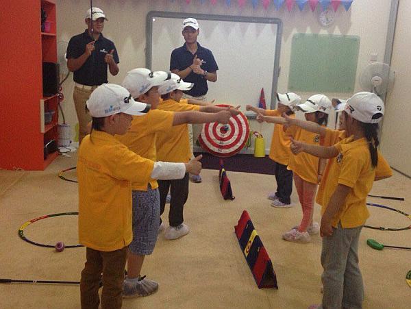 青少年/儿童高尔夫培训课程