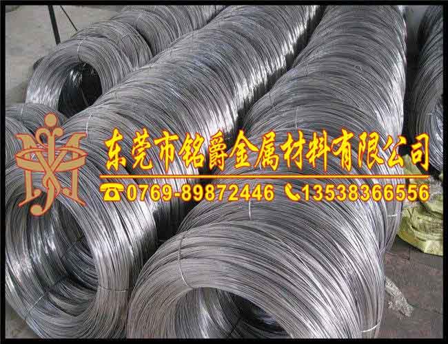 广东DT8纯铁棒材生产厂家