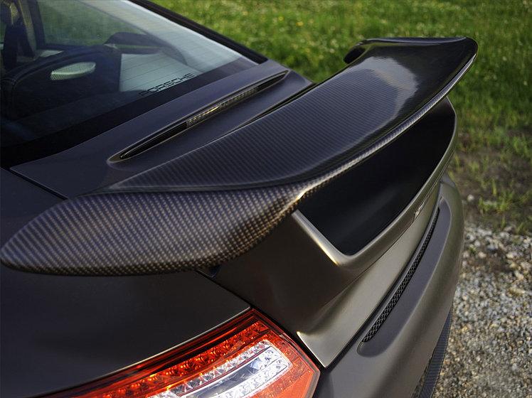 碳纤维汽车后备箱盖
