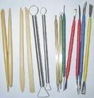 13件套雕塑刀销售、雕塑工具、软陶泥专用雕塑刀批发