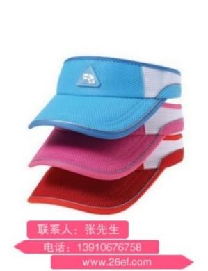 郑州太阳帽鸭舌帽加工基地在哪儿
