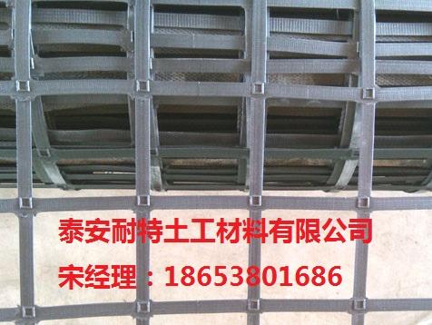挡土墙用哪种型号钢塑土工格栅CATX钢塑格栅