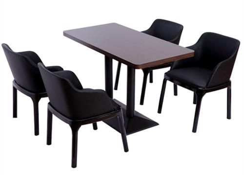 快餐桌椅,快餐厅家具,快餐厅如何选购家具