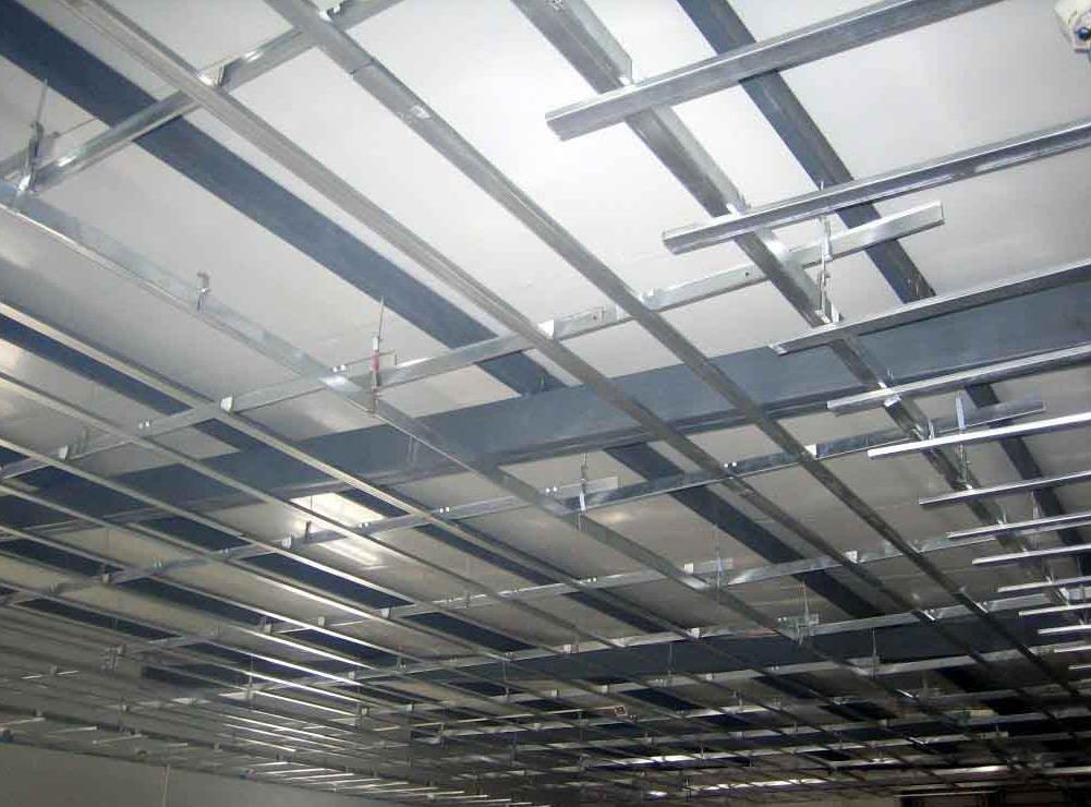 湖里区集成吊顶安装一硅酸钙板烤漆龙骨安装13559953800